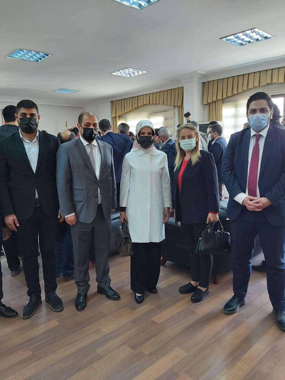 Adana Kozan ilçemizde kongre coşkusu
