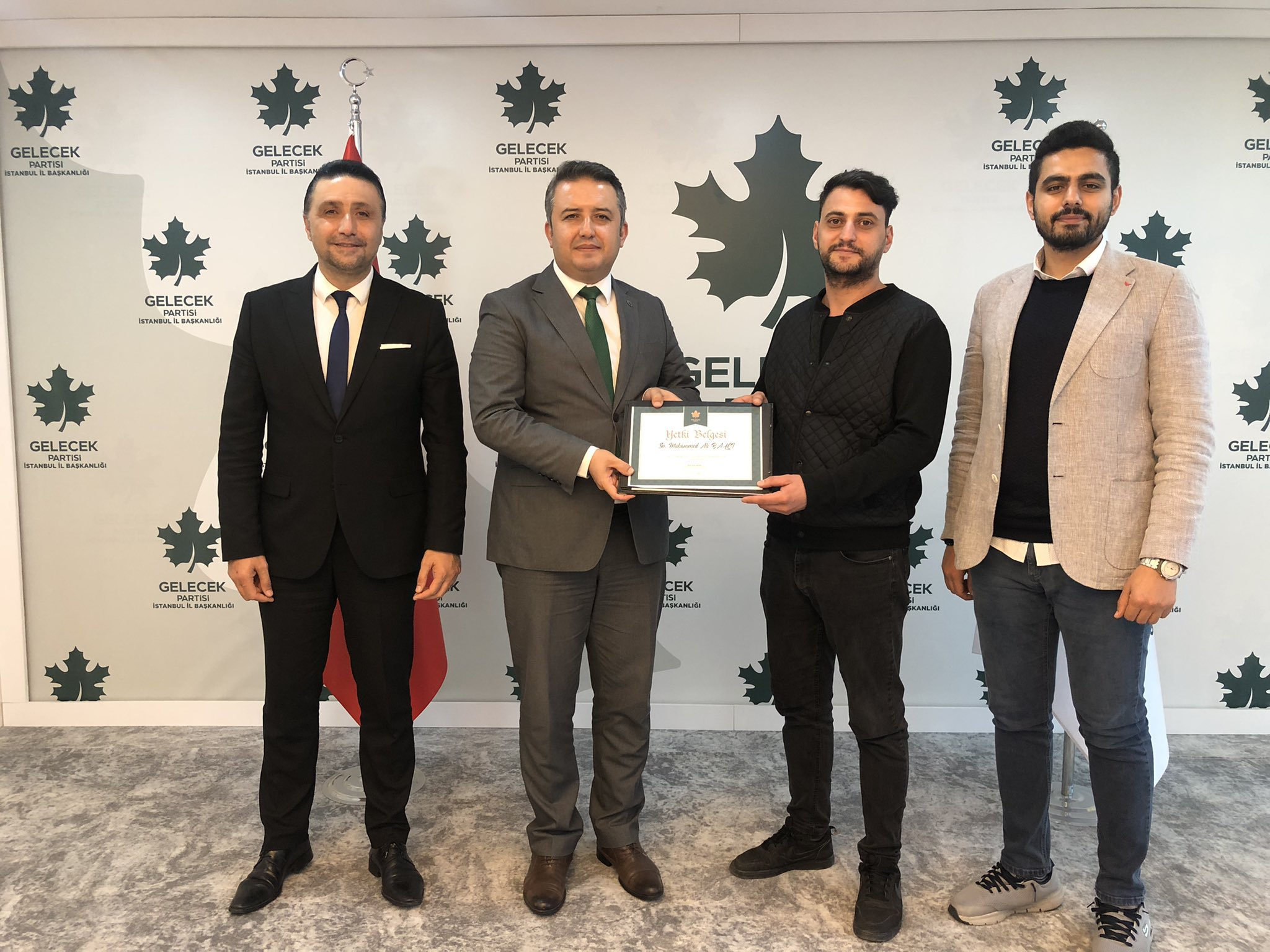 Büyükçekmece İlçe Gençlik Kolları Başkanımız olarak Muhammed Ali Balcı atanmıştır.