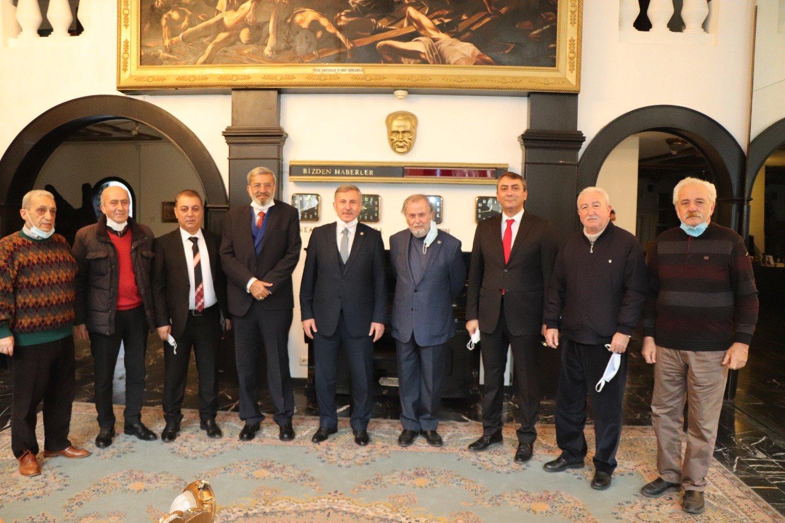 GELECEK PARTİSİ'NDEN 'BASIN' ÇIKARMASI