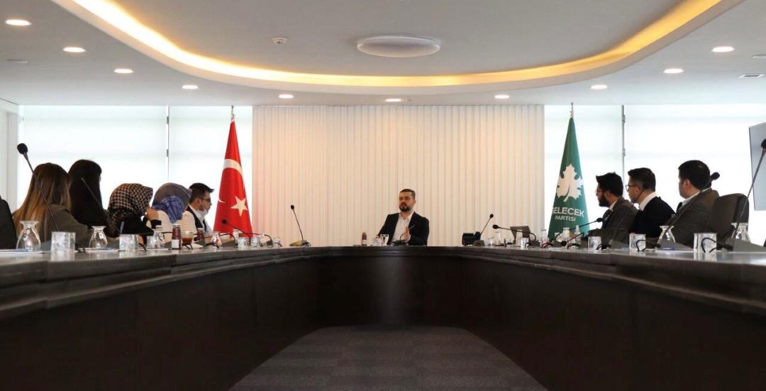 Gençlik Politikaları Başkanlığı Toplantısı