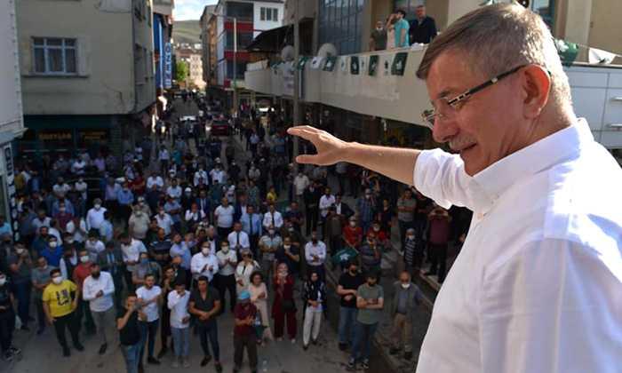 Genel Başkanımız Sayın Prof. Dr. Ahmet Davutoğlu  Bayburt'ta