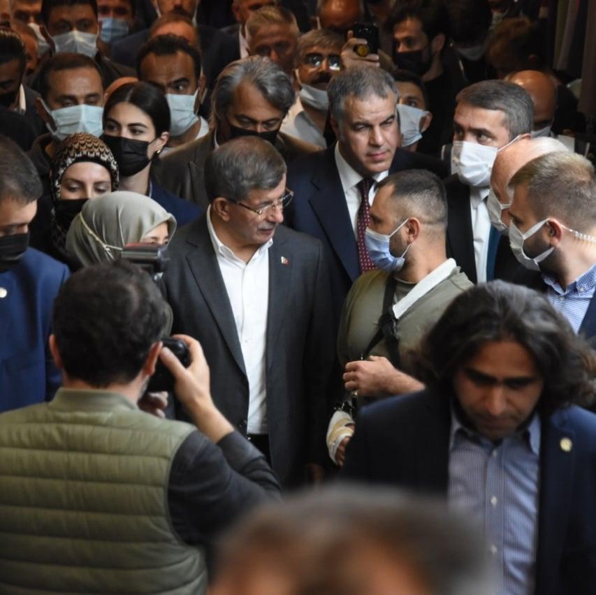 Genel Başkanımız Sn Davutoğlu Kayseri'de