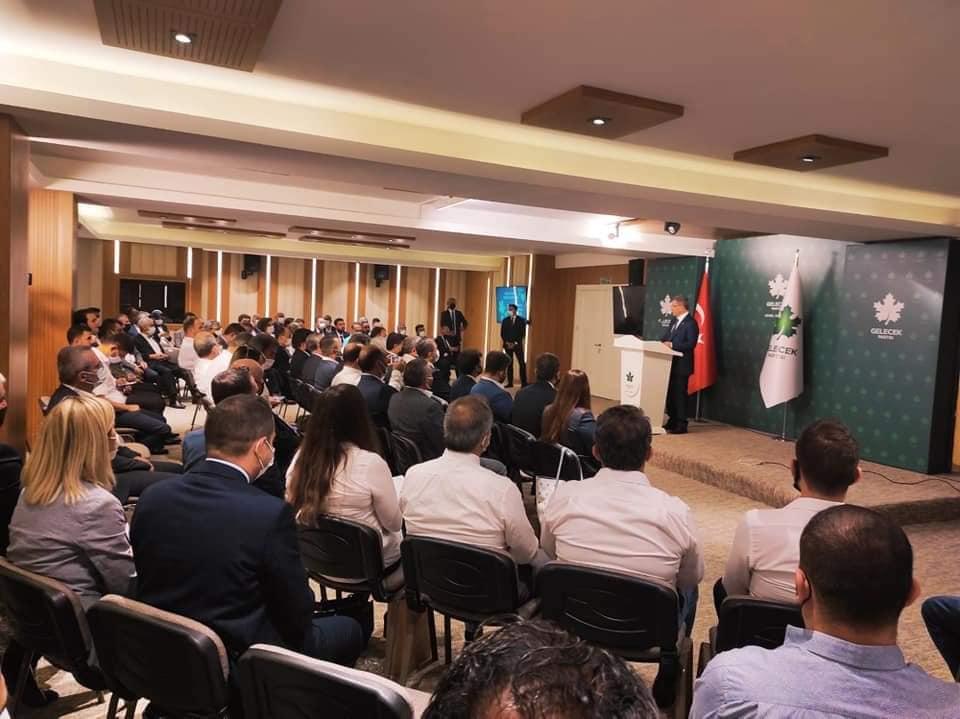 İl Başkanımız Sayın Recep NİŞANCI 14. İl başkanları toplantısında