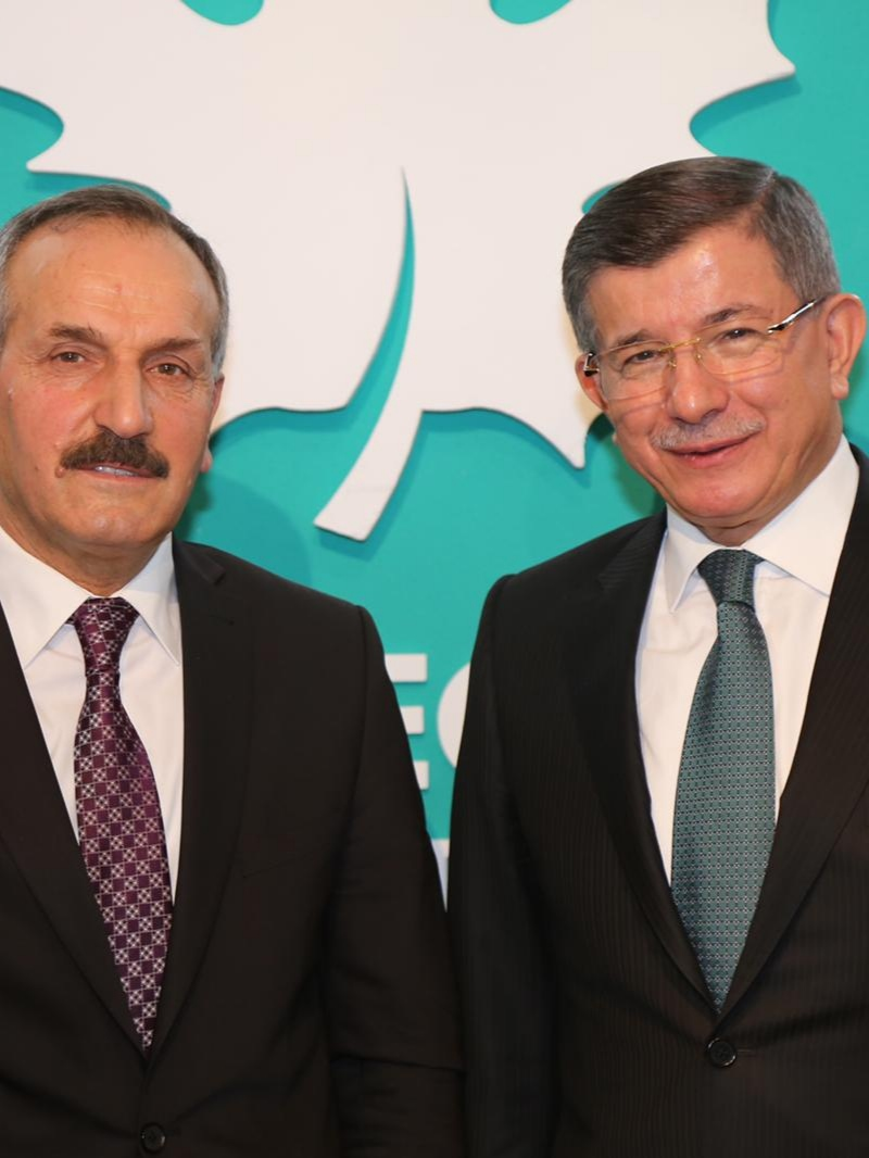İl Başkanımız Sn. Abdulhekim Karabıyık'ın 19 Ekim Muhtarlar Günü Mesajı