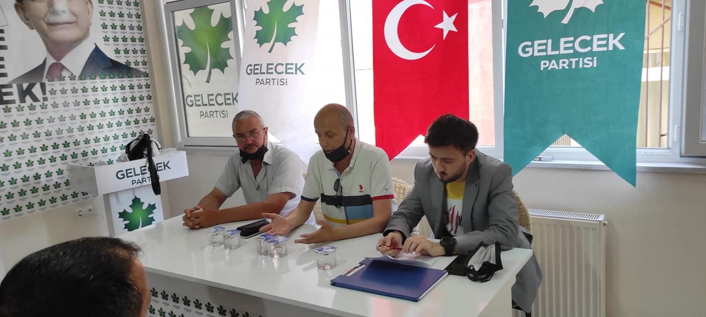 İl Heyetimiz Çerkezköy'de
