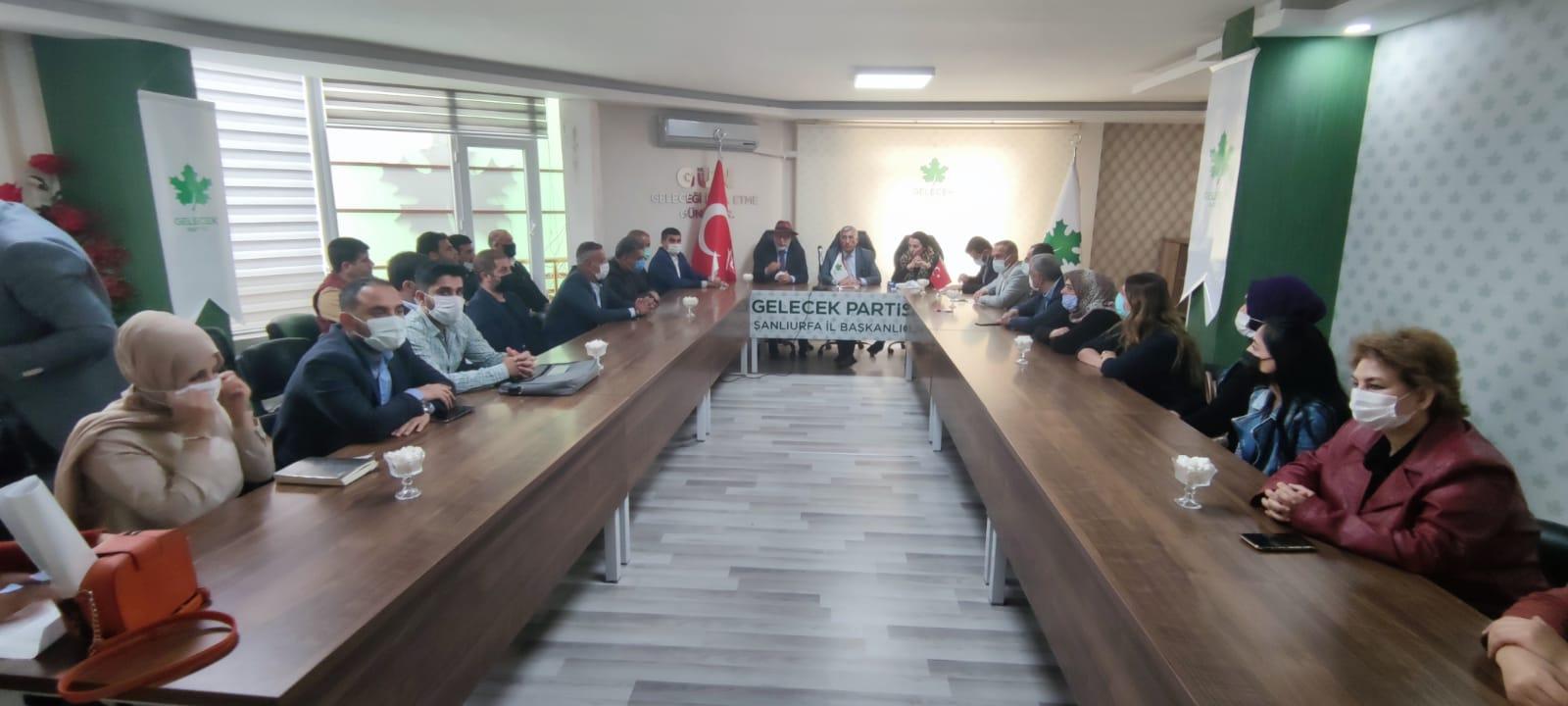 İl Yönetim Kurulu ve Yürütme Kurulu toplantımızı gerçekleştirdik.