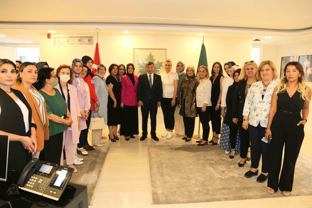 Kadın Kolları Başkanları Toplantımız