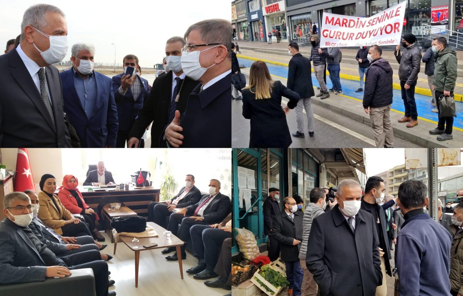 Mardin Ziyaretimiz (14 Ocak 2021)
