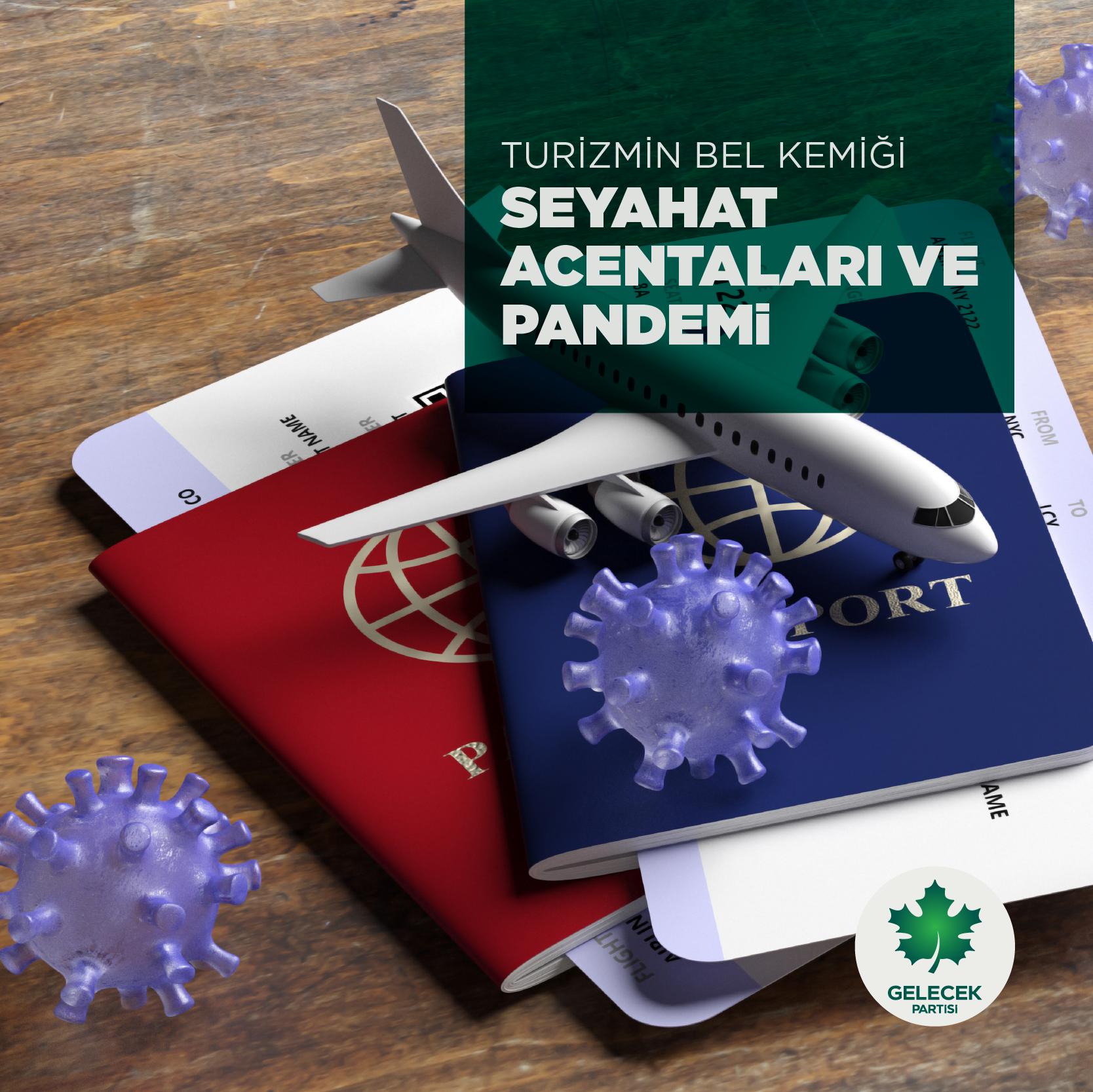 Seyahat Acentaları ve Pandemi