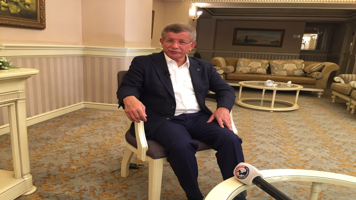 Tigris Haber: Davutoğlu: Çözüm sürecini örgüt bitirdi
