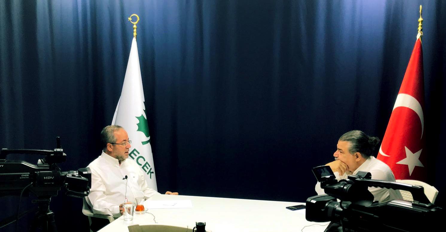 Gelecek Partisi Diyarbakır il Başkanı Aydın ALTAÇ, Ali İhsan HATİPOĞLU ile Yerel Gündem programının konuğu olacak.